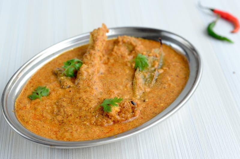 Mutton Curry-Rogan josh royalty free stock photography