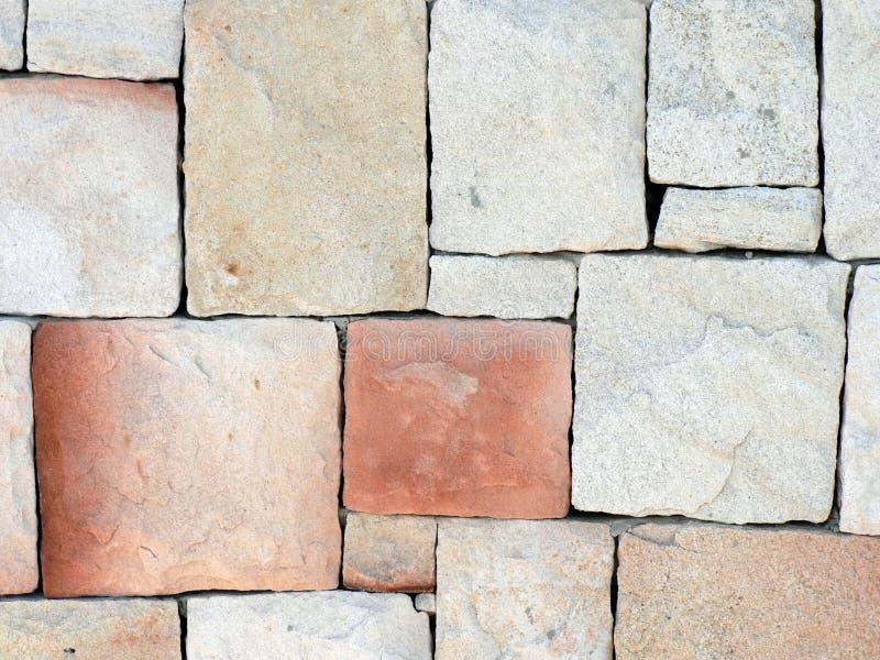 Muur 02 van de steen royalty-vrije stock foto