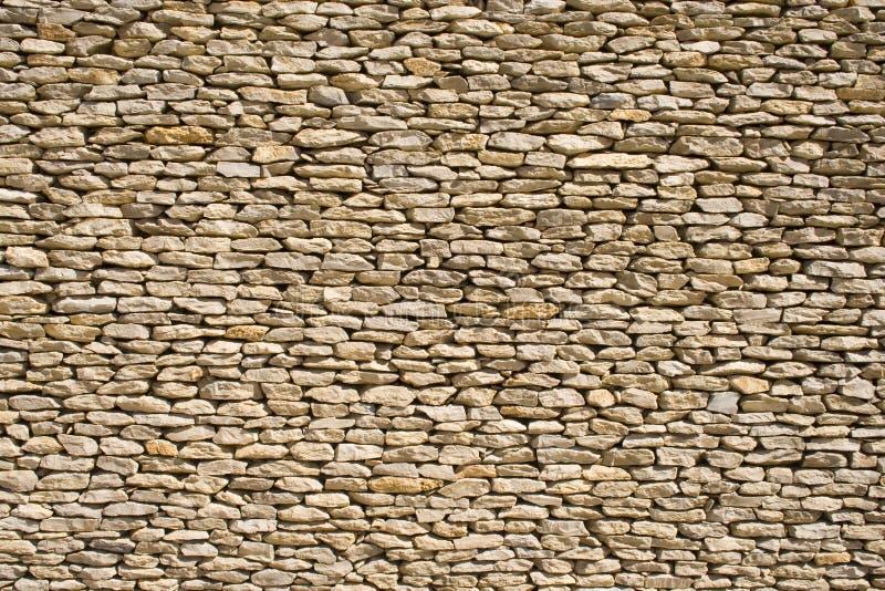 Muur 1 van de steen stock fotografie