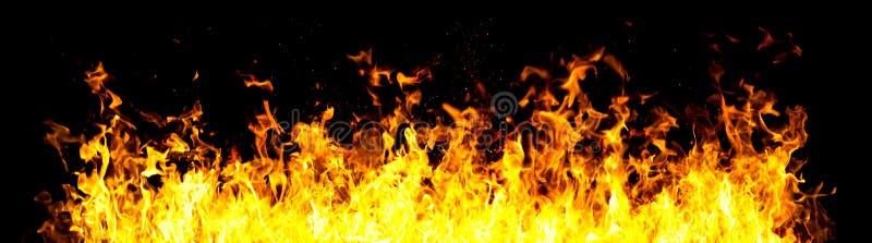 Muur van brand