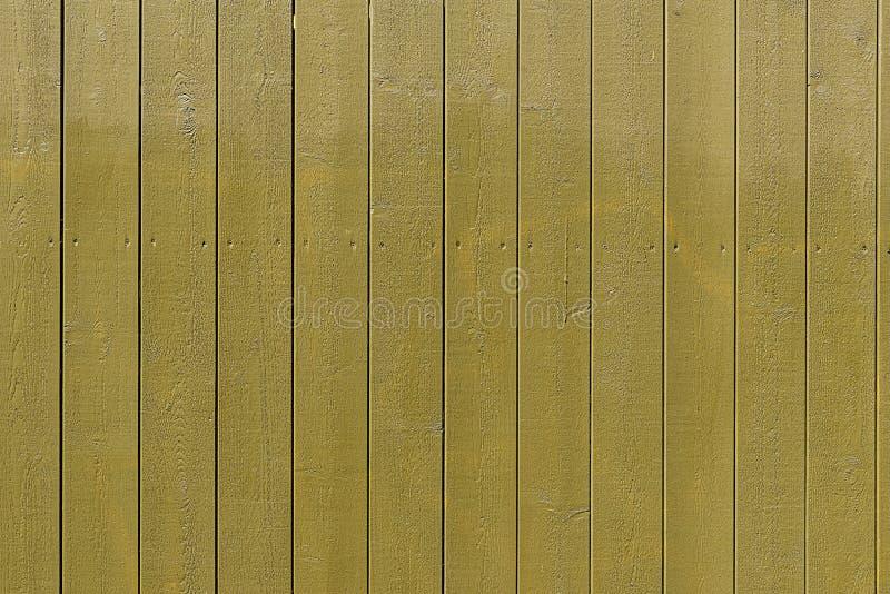 Muur van de olijf de groene plank stock afbeelding