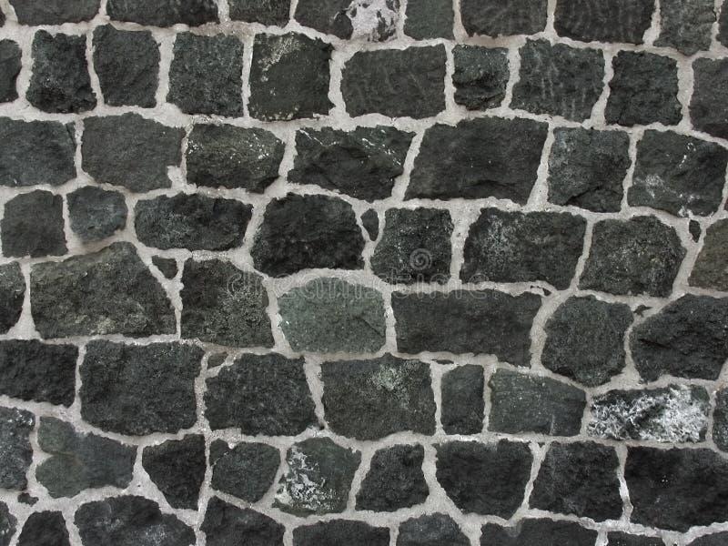 Muur van grijs groene steen stock foto afbeelding for Grijsgroene muur