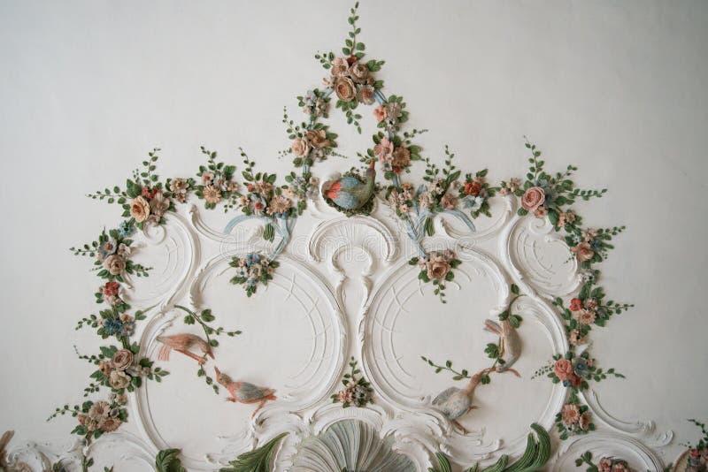 Muurdecoratie royalty-vrije stock foto's