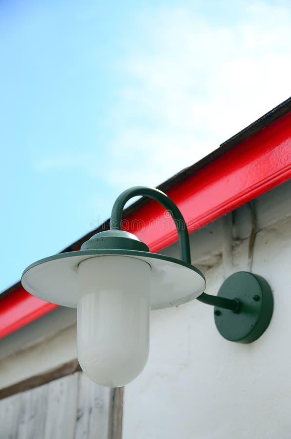Download Muurlamp stock foto. Afbeelding bestaande uit samenvatting - 39118426