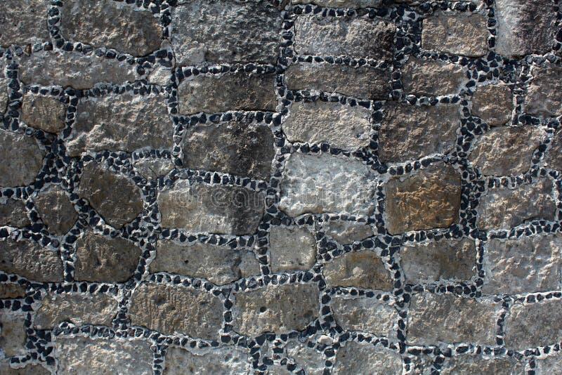 Muy vieja textura de la pared de la iglesia imágenes de archivo libres de regalías