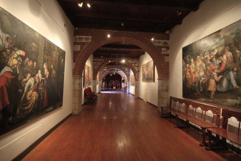 Muzea w Potosi Boliwia zdjęcia stock