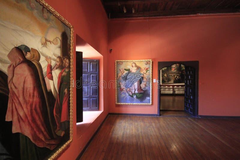 Muzea w Potosi Boliwia obrazy royalty free