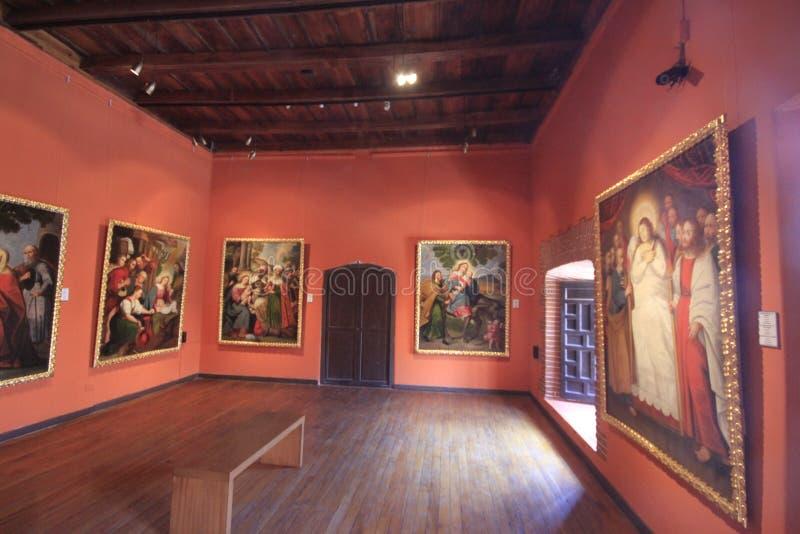 Muzea w Potosi Boliwia zdjęcie stock