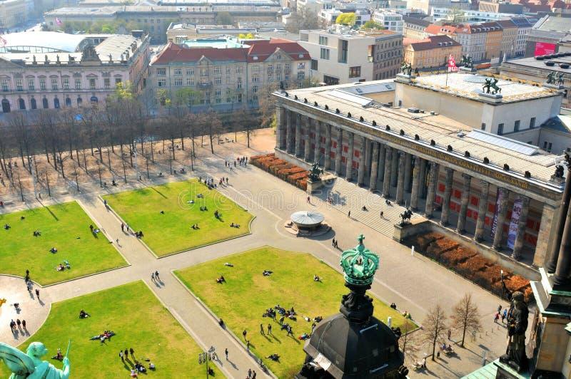Muzealna wyspa w Berlin, Niemcy obraz stock
