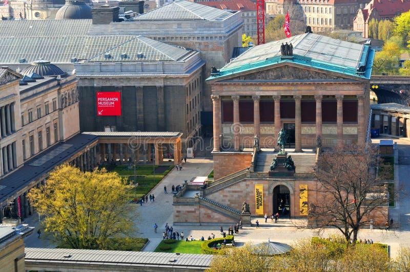 Muzealna wyspa w Berlin, Niemcy obraz royalty free