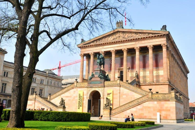 Muzealna wyspa w Berlin, Niemcy fotografia stock