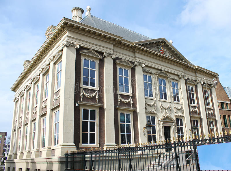 muzealni Hague mauritshuis zdjęcia royalty free