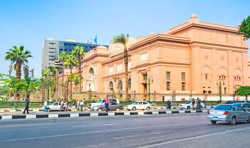 Muzealny budynek zdjęcie stock