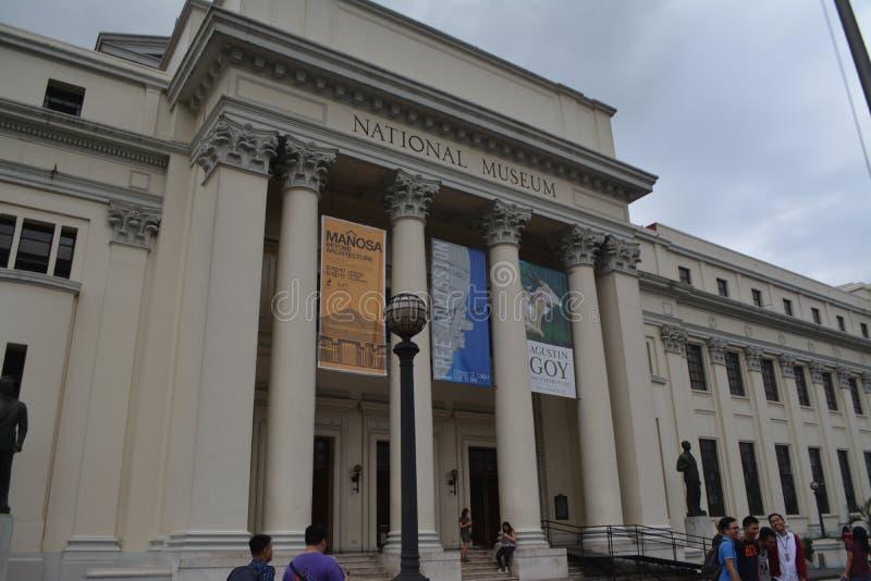 muzealny krajowy Philippine fotografia stock