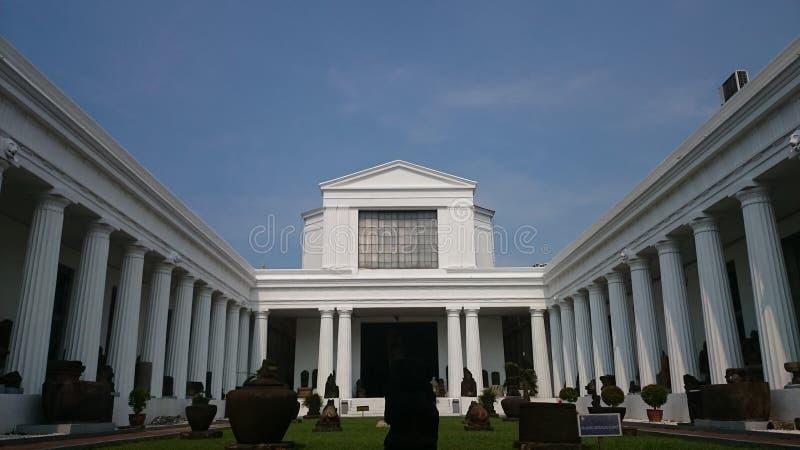 Muzealny Nasional obrazy stock
