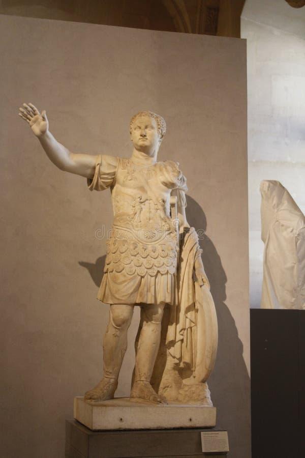 Muzealny Paryż obraz royalty free