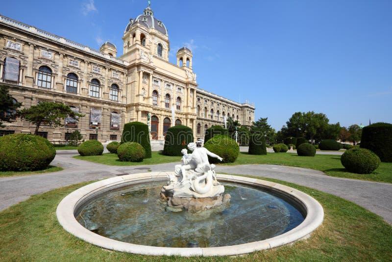 muzealny Vienna zdjęcia stock