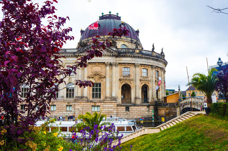 Download Muzeum zdjęcie stock editorial. Obraz złożonej z berlin - 57670823