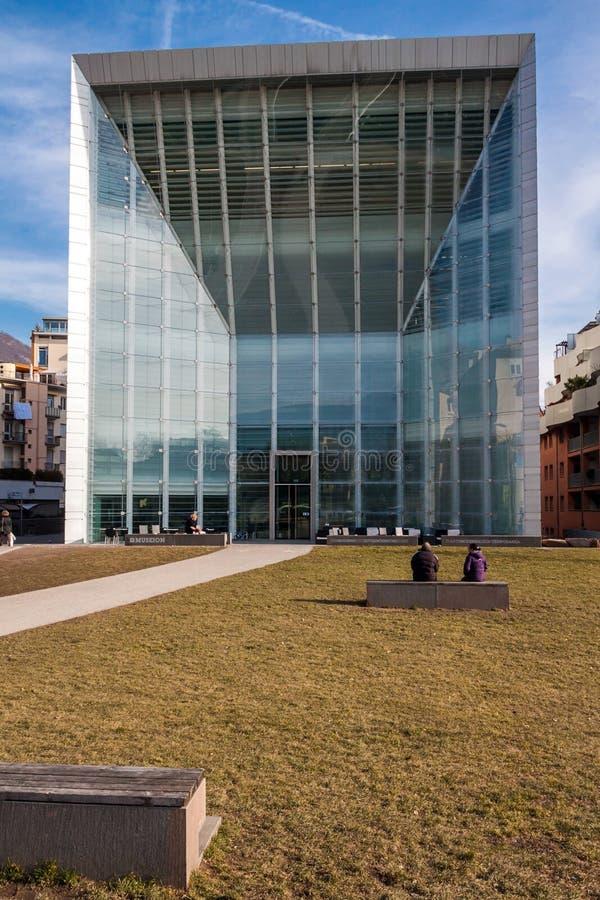 Muzeum Bolzano zdjęcie royalty free