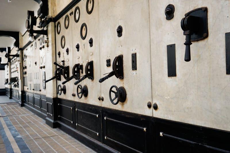Muzeum elektryczny samochód w Porto fotografia stock
