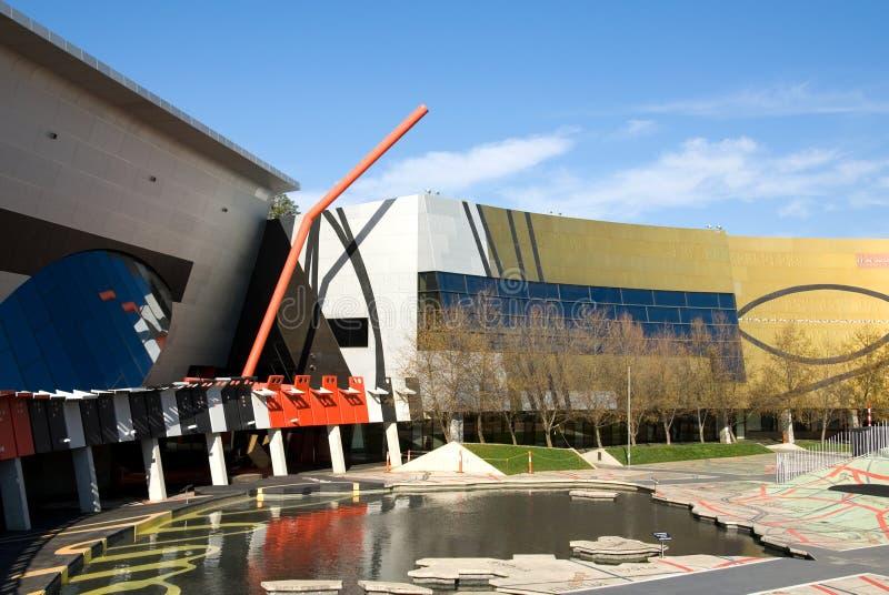 muzeum krajowych australii fotografia stock