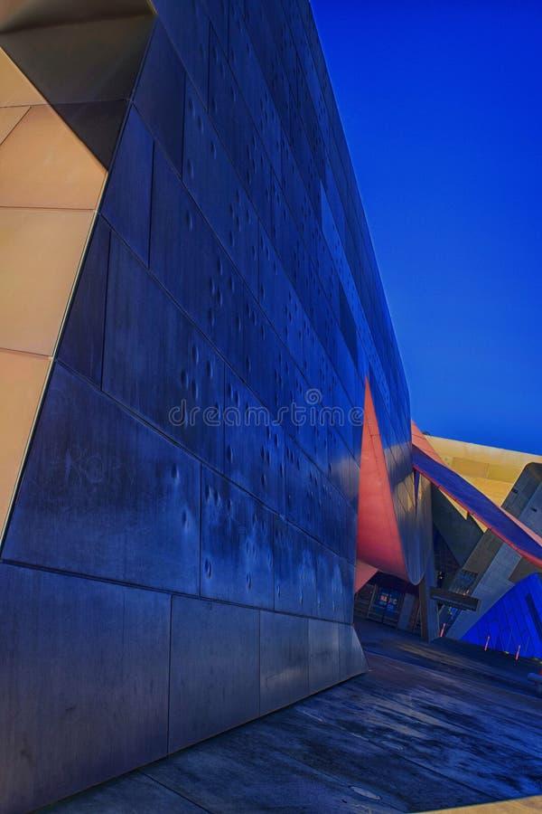 Muzeum Narodowe Australia, Canberra fotografia stock