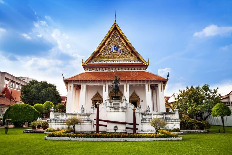 Muzeum Narodowe, Bangkok, Tajlandia. obraz royalty free