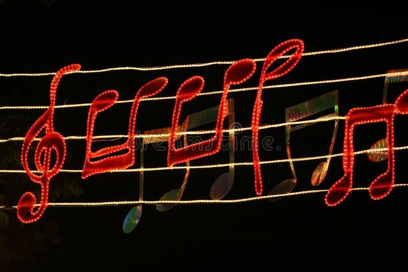 Muziek. stock foto's