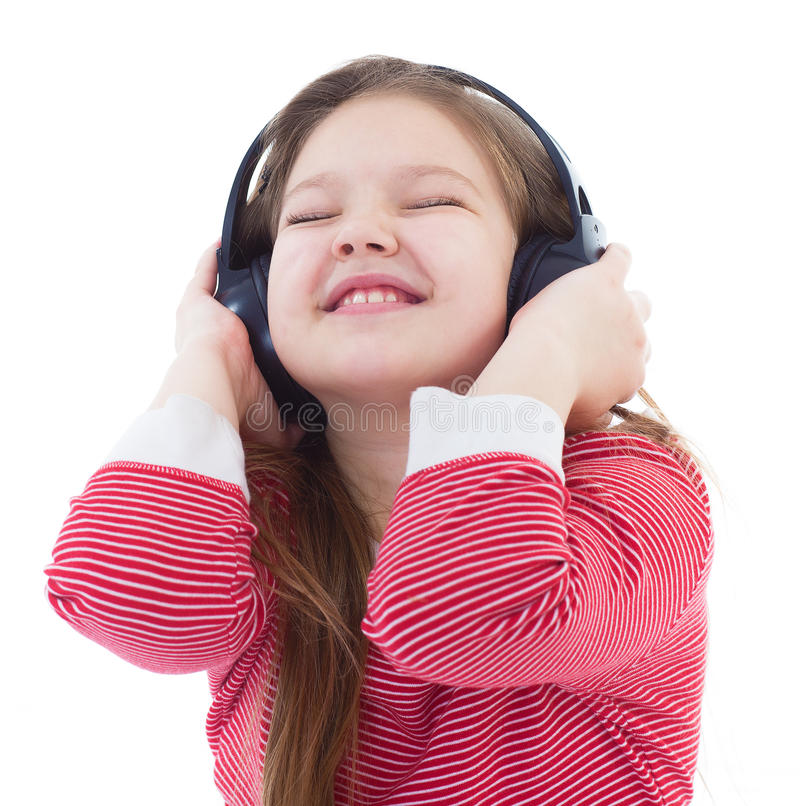 Muziek, elektronika, kind en de jeugd stock foto's