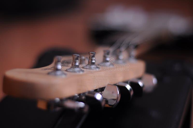 Muziek Gitaar royalty-vrije stock foto