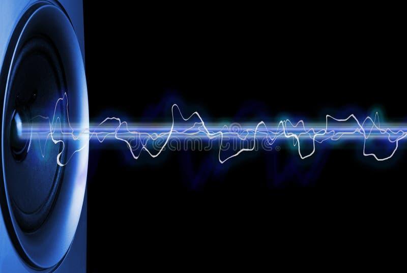 Muzikale samenvatting stock afbeeldingen