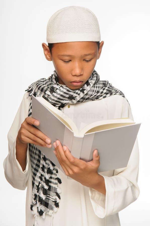Muzułmańska chłopiec zdjęcie royalty free