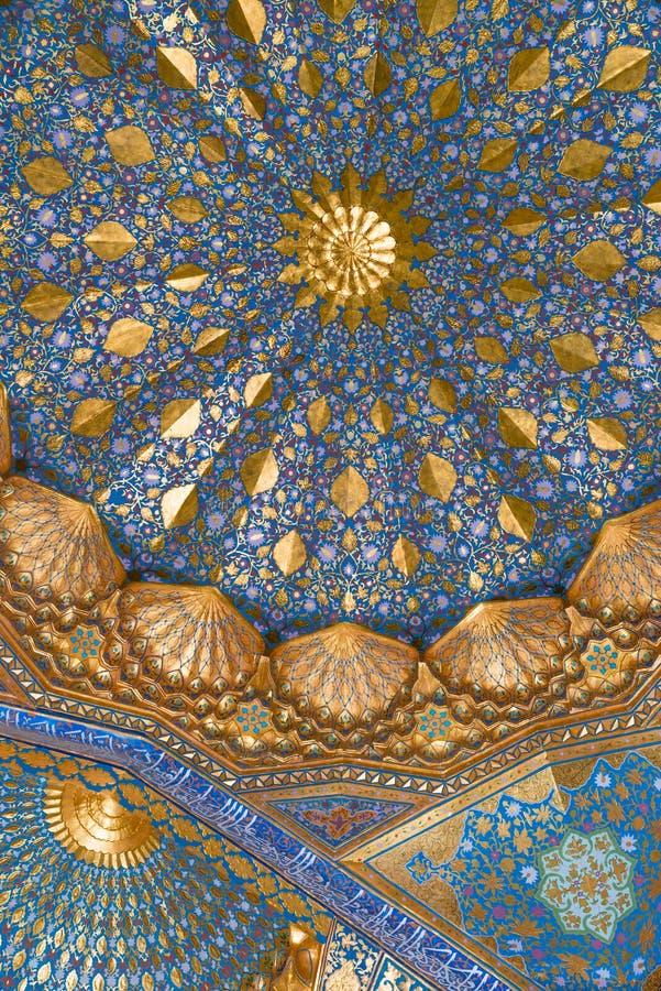 Muzułmański ornament obrazy royalty free