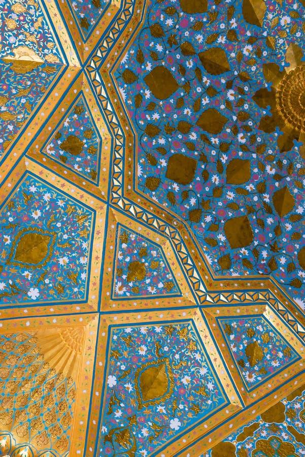Muzułmański ornament zdjęcie royalty free