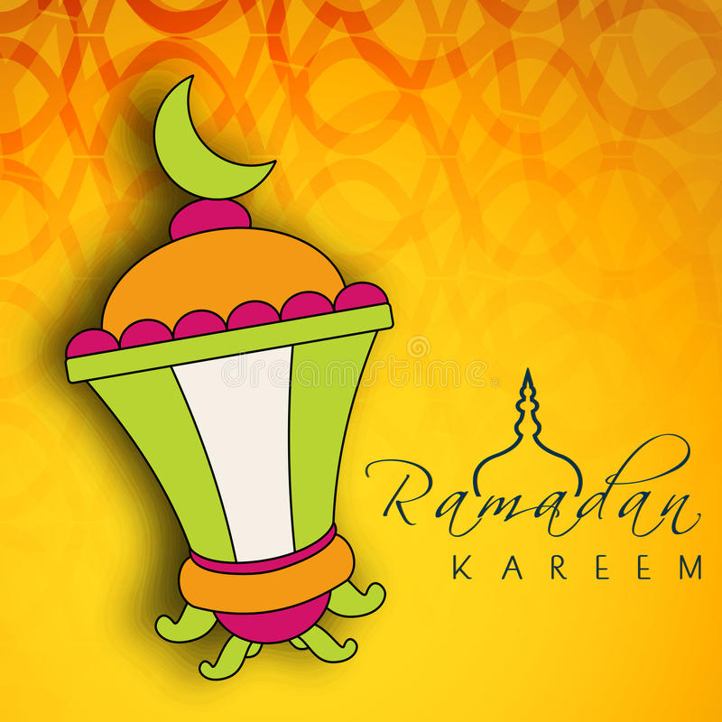 Muzułmańskiej społeczności Święty miesiąc Ramadan Kareem.unity Święty miesiąc Ramadan Kareem.