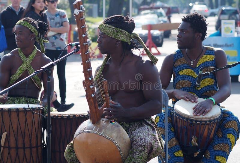 muzycy afryki zdjęcia royalty free