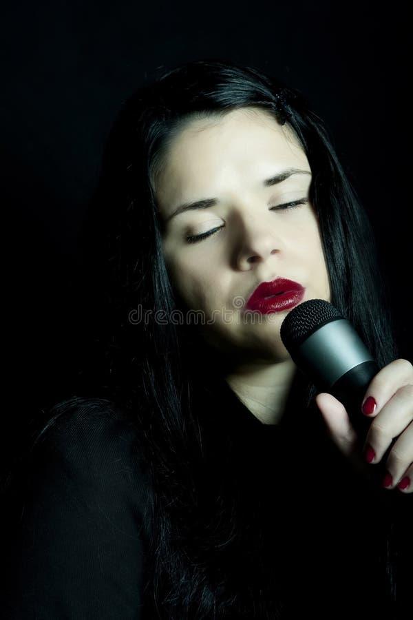 Download Muzyczna dusza zdjęcie stock. Obraz złożonej z błękit - 7901138