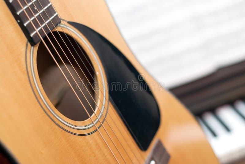 Muzyczny kolaż obrazy stock