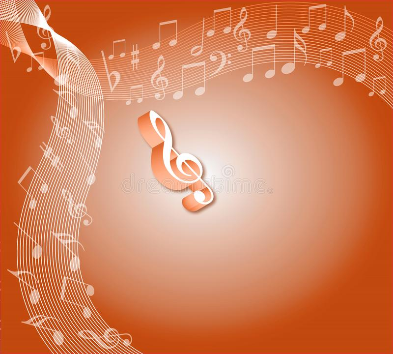 muzyk notatki obrazy stock