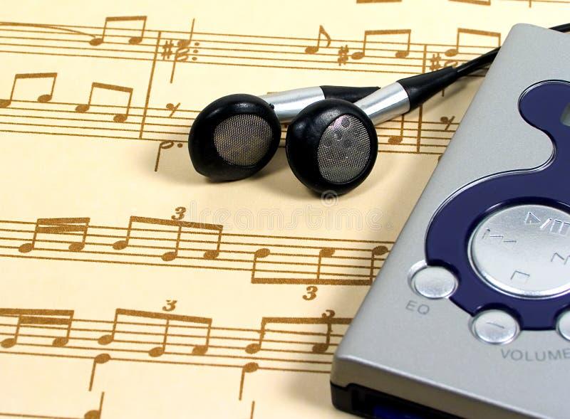 Download Muzyka zdjęcie stock. Obraz złożonej z muzyka, notatki, elektroniczny - 28342