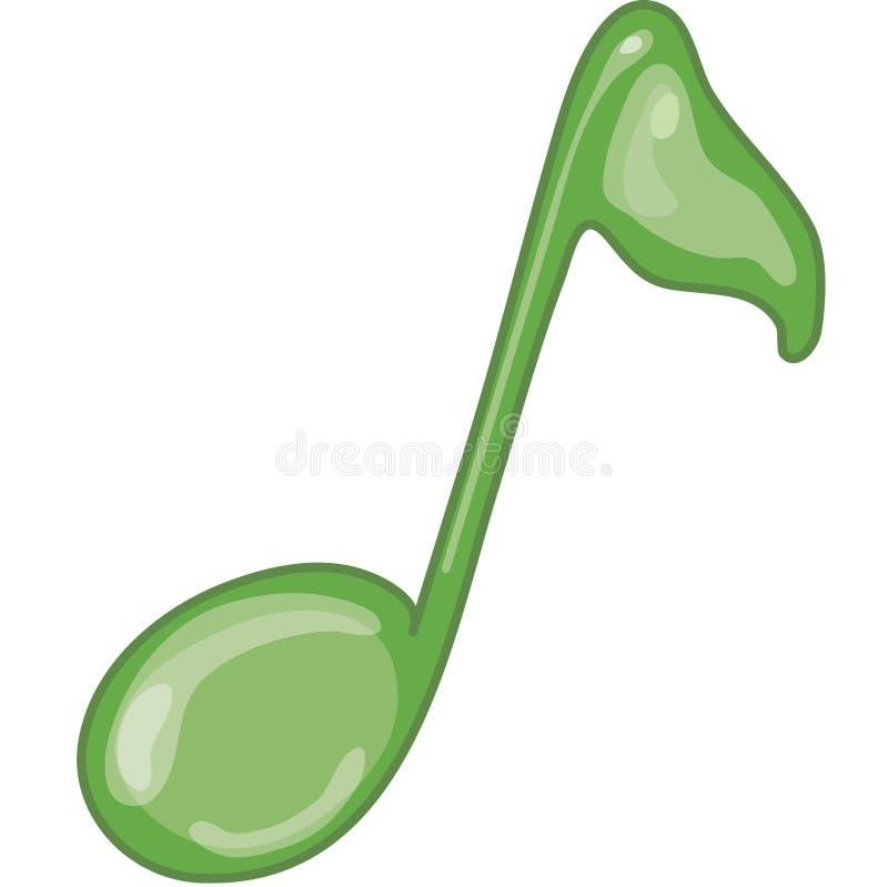 muzyka ikony ilustracja wektor