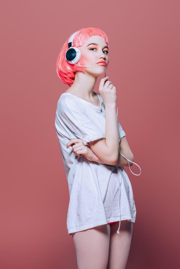 Muzyka popularna dla młodości obrazy stock
