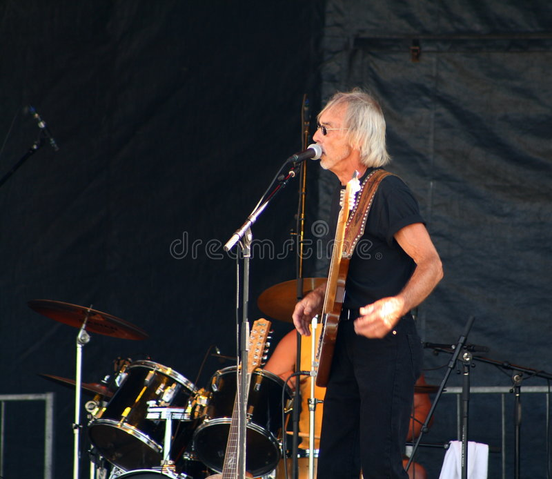 muzyka ribfest zdjęcia stock