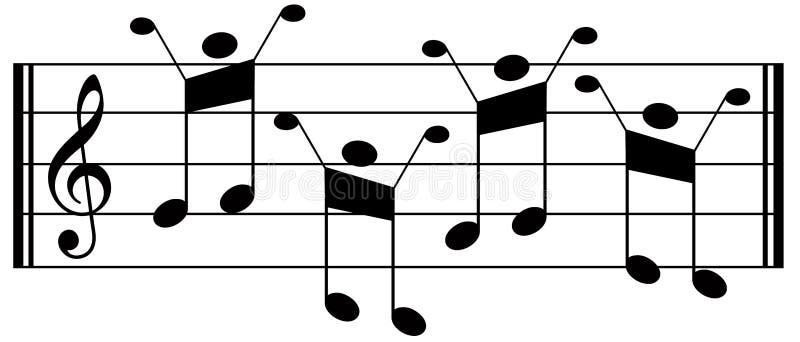 Download Muzyki przyjęcie ilustracji. Ilustracja złożonej z rozrywka - 28973142
