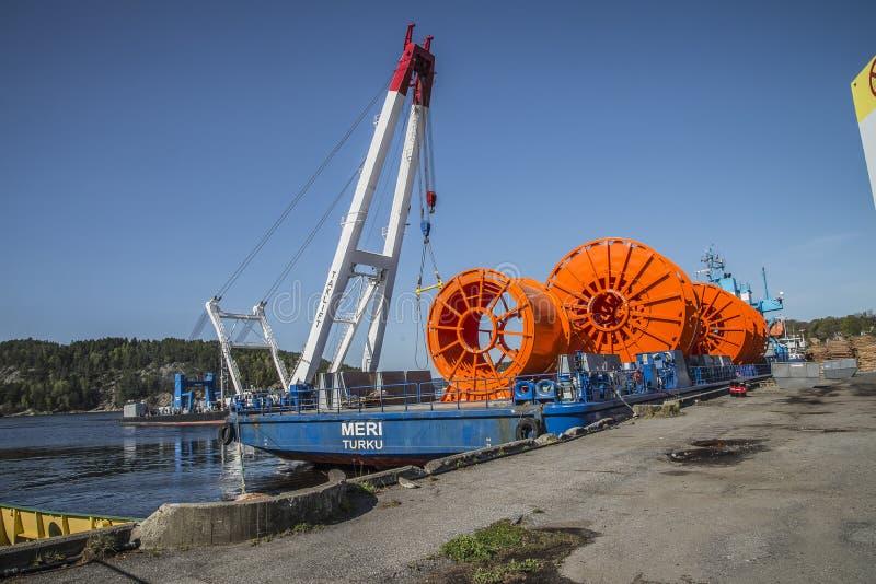 MV Meri van Meriaura-Groep royalty-vrije stock foto's