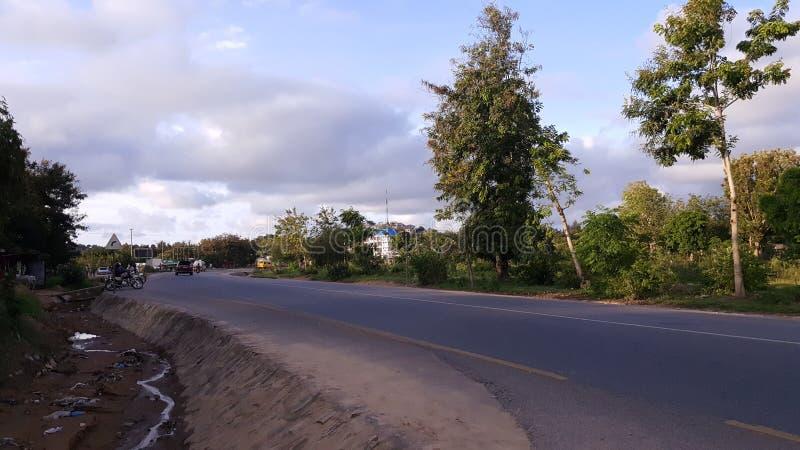 Mwanza Tanzania ilemela royaltyfria bilder