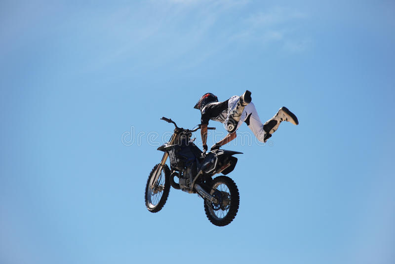 MX de motocross images libres de droits