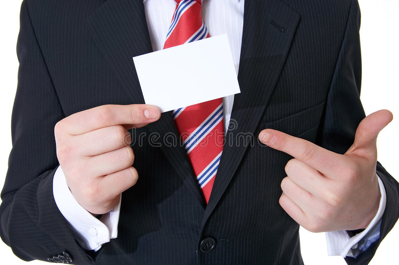 Download My card stock photo. Image of announce, client, company - 651374