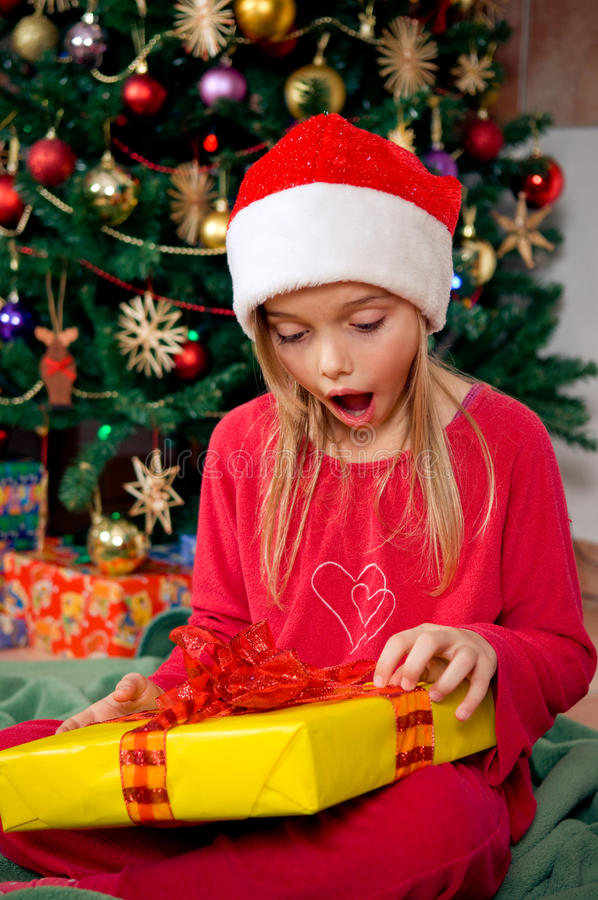 My christmas gift royalty free stock images