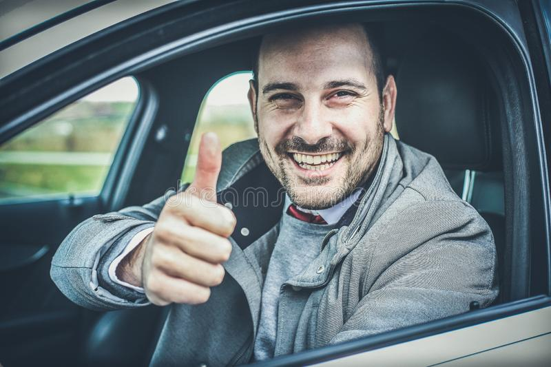 My day is was full of success. royalty free stock photography